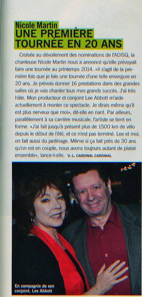 Nicole Martin - 20 Ans D'Amour